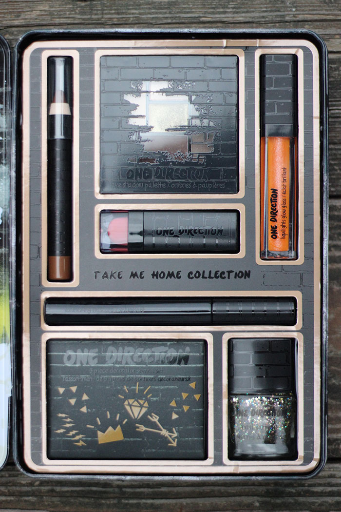 One Direction The Looks Collection Makeup
