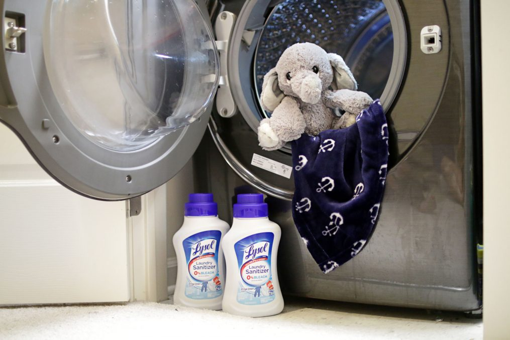 Lysol® Laundry Sanitizer