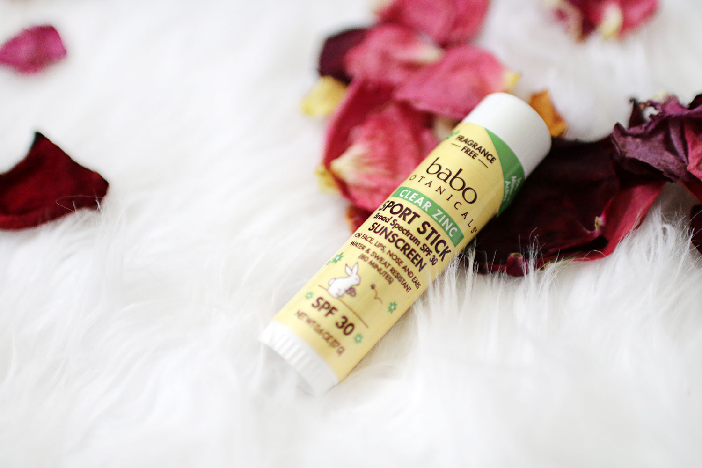 BaboBotanicals Sunscreen