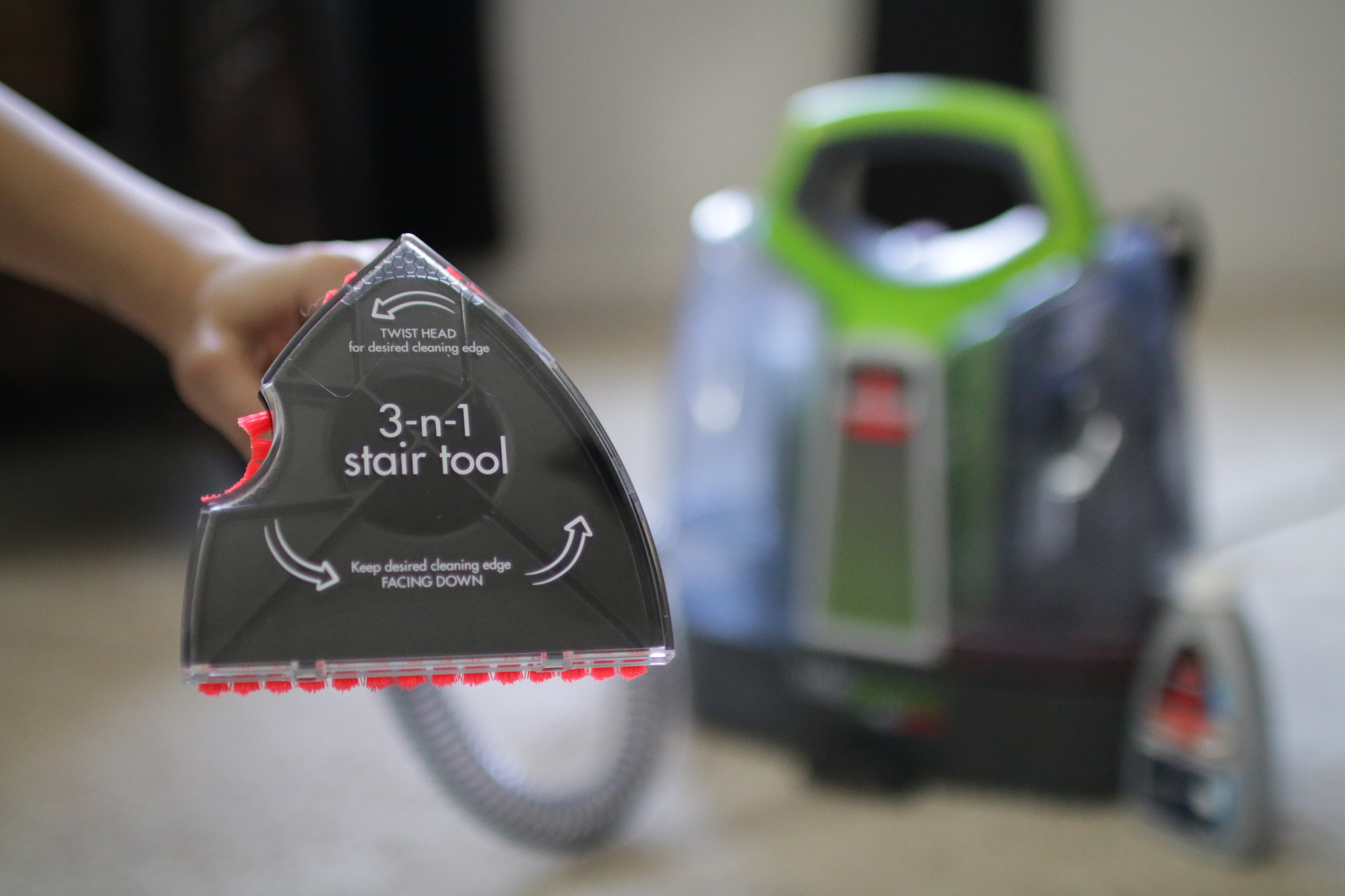 Bissell Little Green ProHeat Portable Deep Cleaner