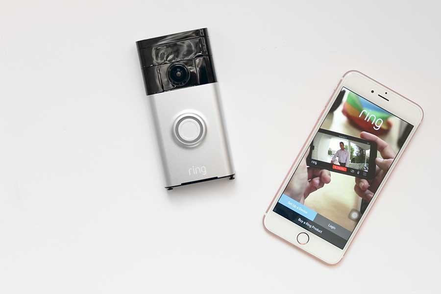 BestBuy Ring Video Doorbell