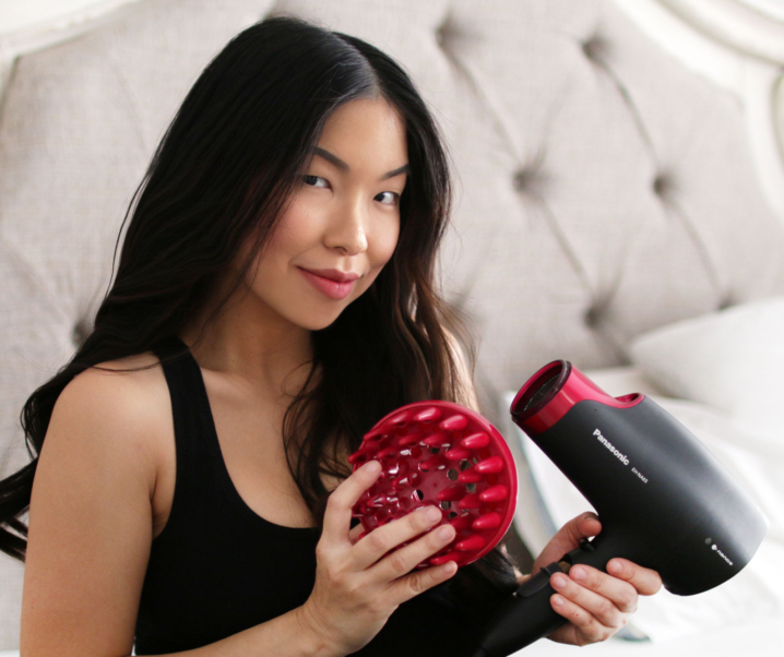 Treat Yo'Self this Holiday with a Panasonic nanoe™ hairdryer
