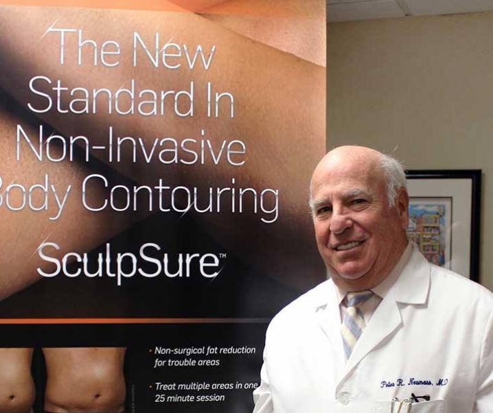 Sculpsure Treatment with Dr. Neumann of Nassau Plastic Surgical Associates