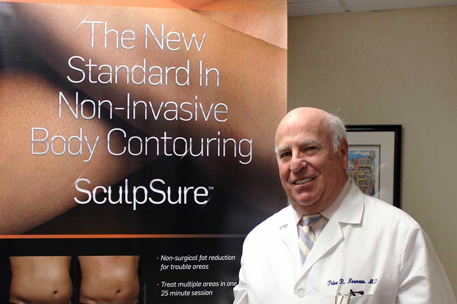 Dr. Peter Neumann Sculpsure