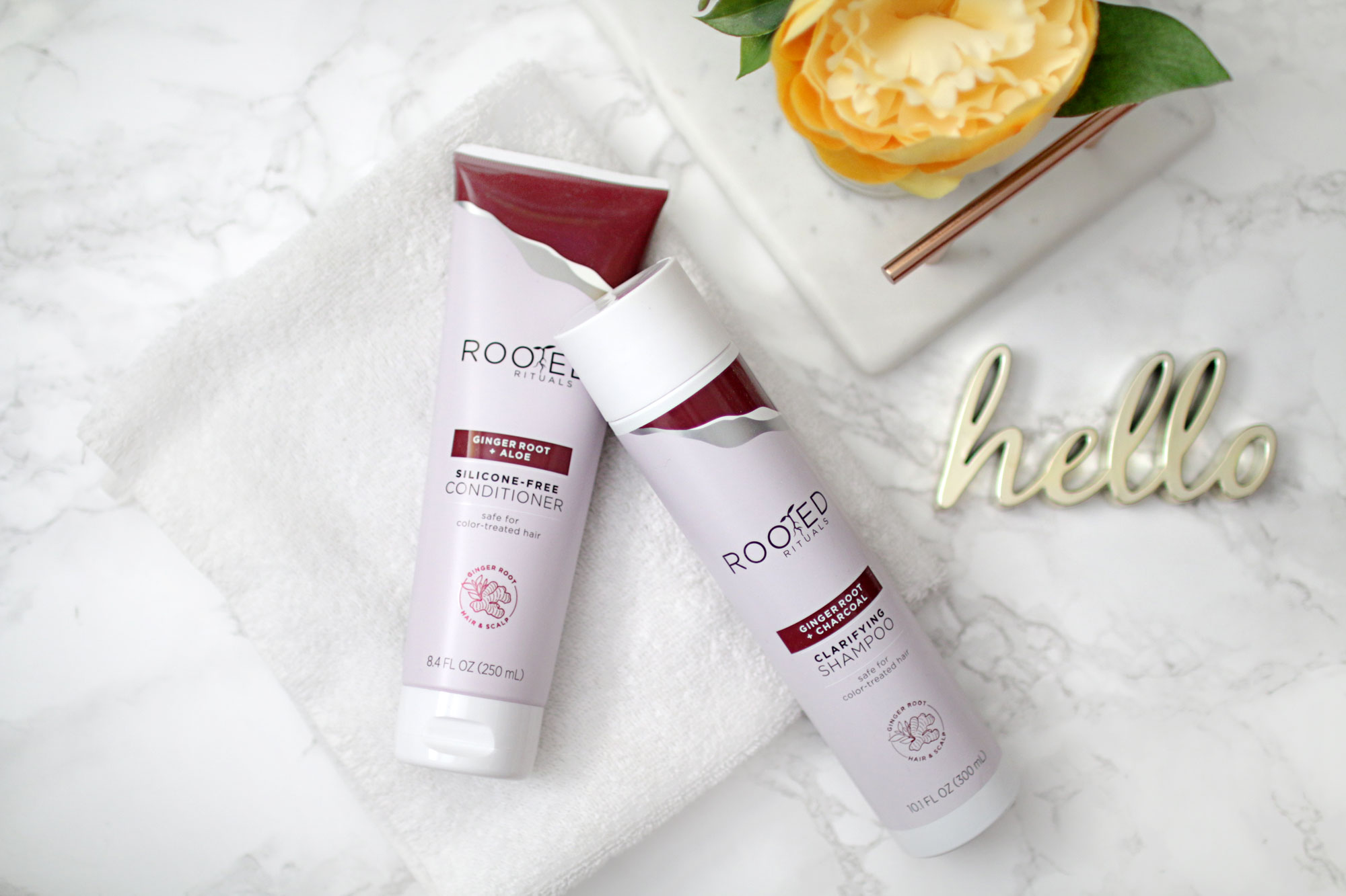 Rooted Rituals Shampoo Conditioner