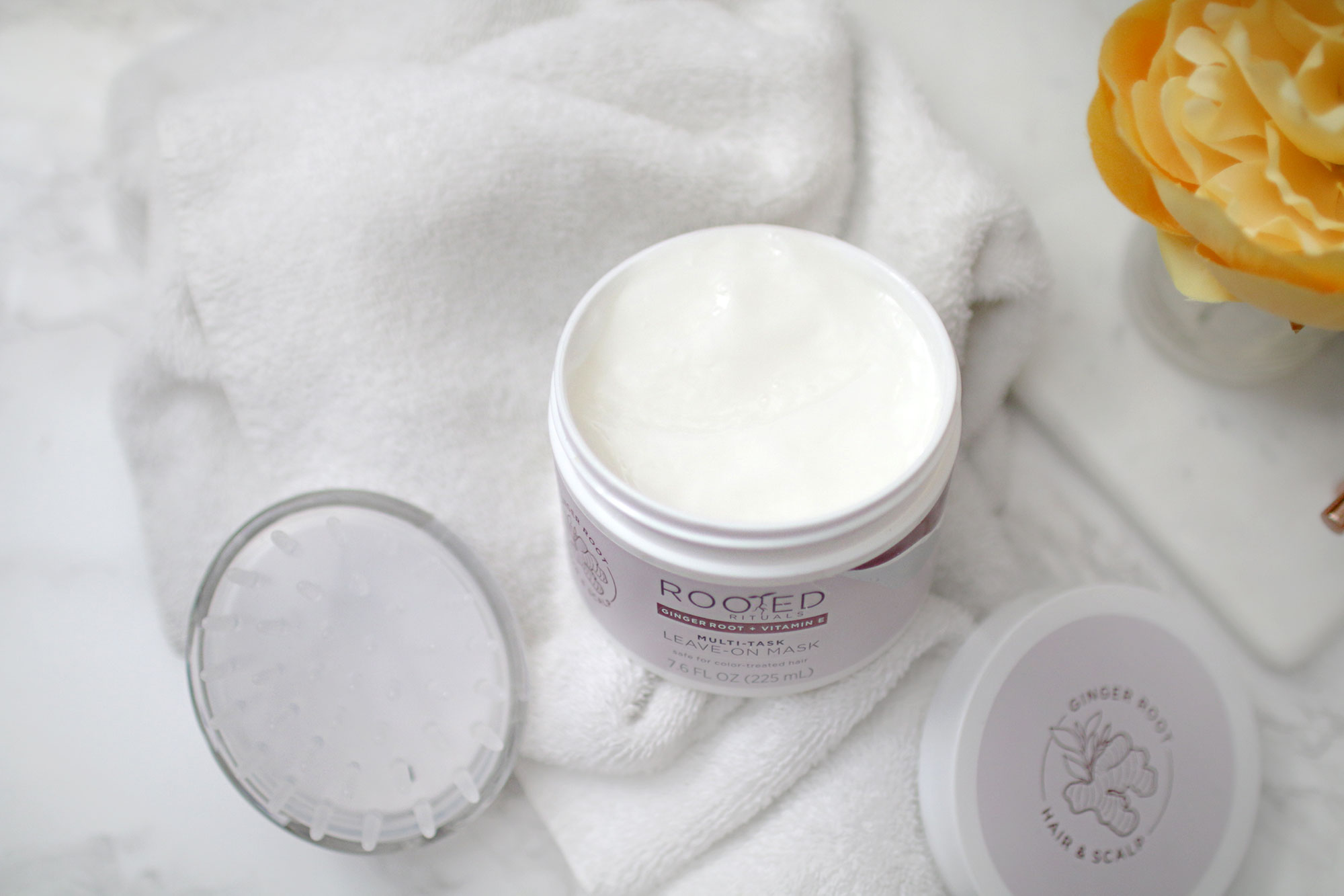 Rooted Rituals Vitamin E Multi-Task Leave-On Mask
