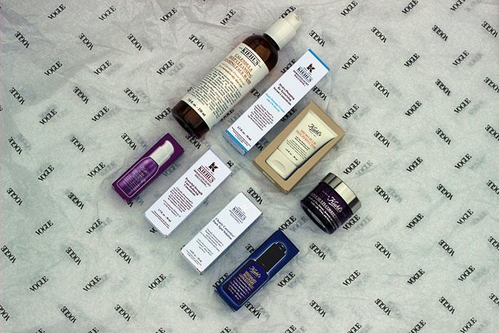 Kiehl's Anti-aging Skin Care