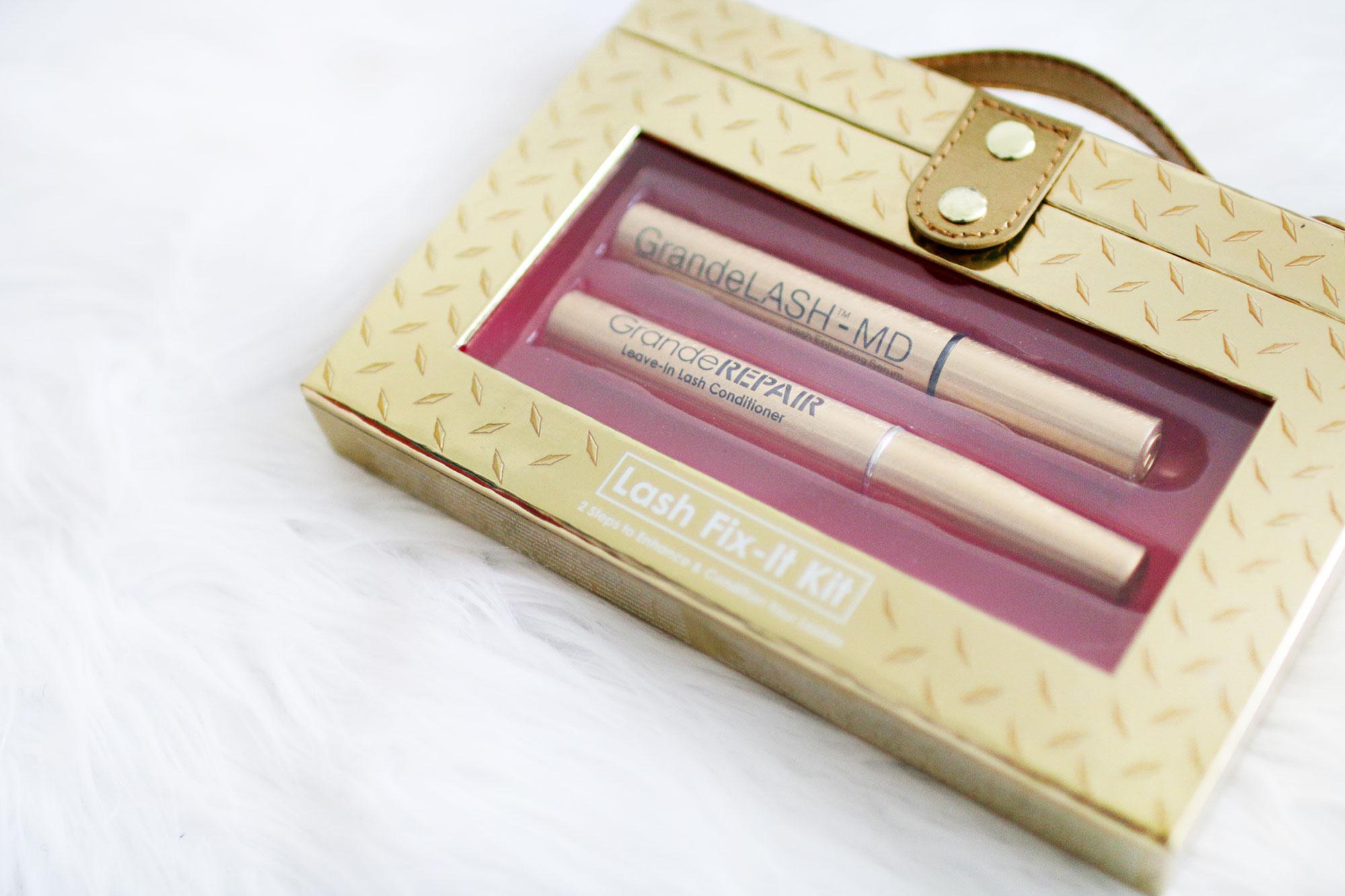 Grande Cosmetics Lash-Fix It Kit