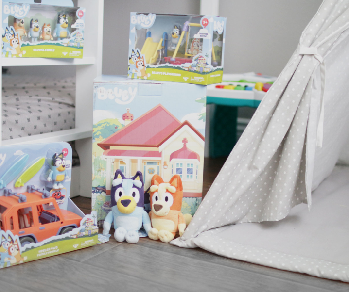 Parent Approved Extraordinary Adventure and Imaginative Play with Bluey!