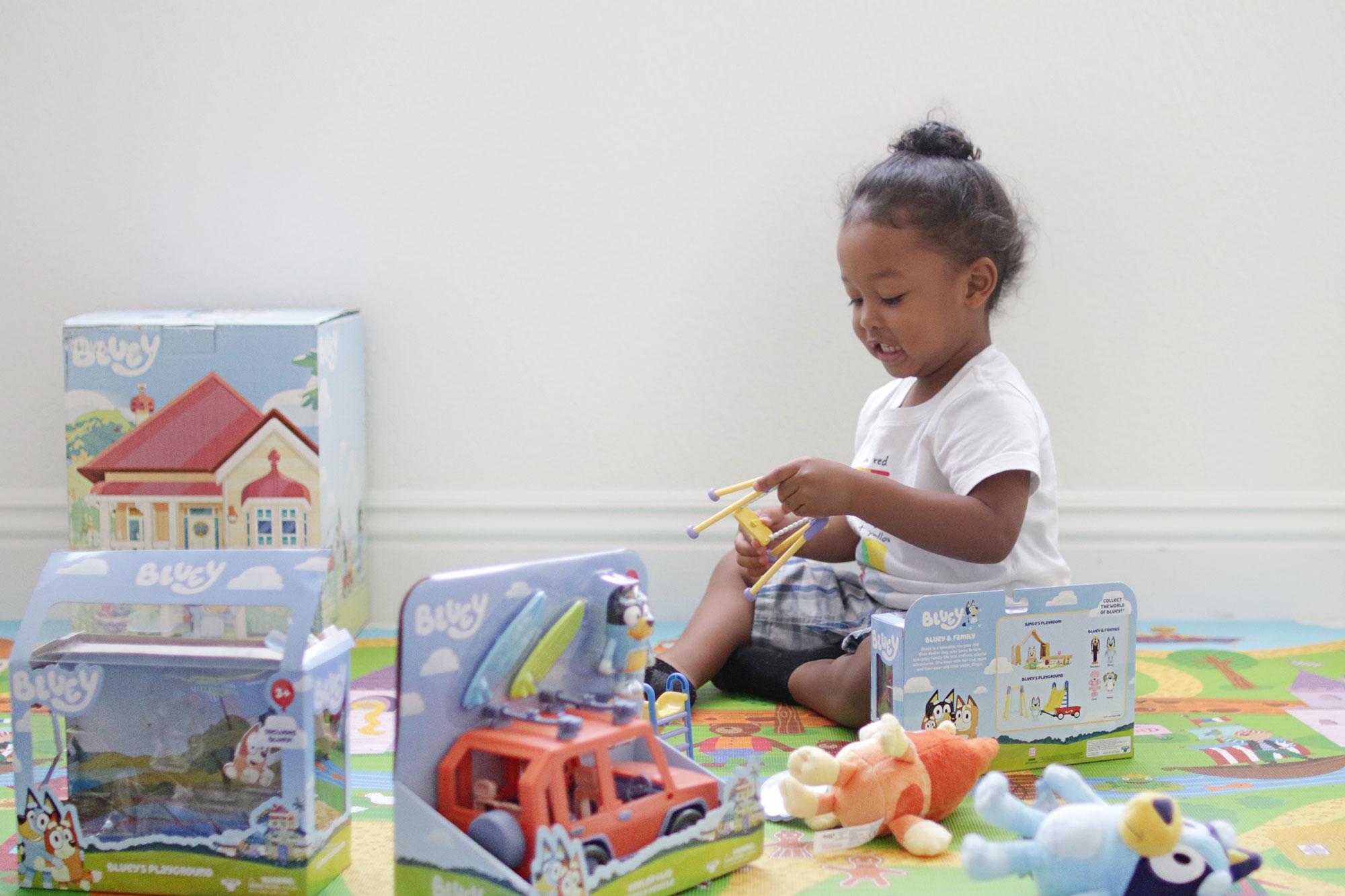 Josiah King Bethea Toy Review