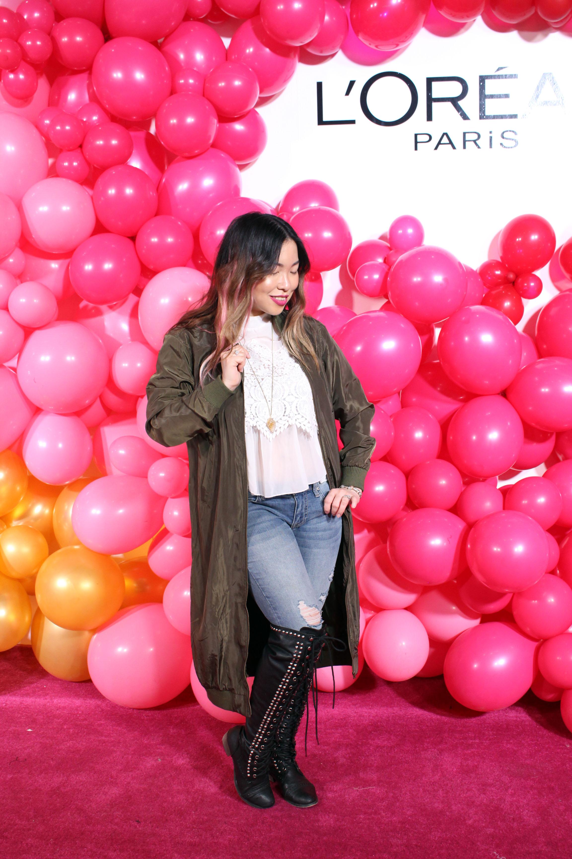 L'Oreal Beauty Blogger