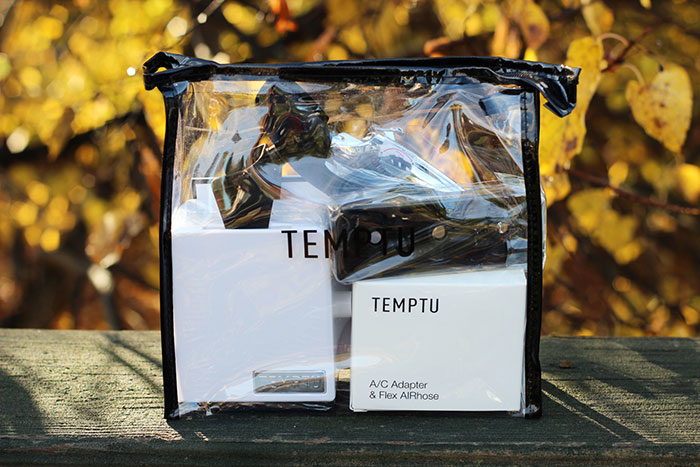 Temptu Signature Starter Kit Review
