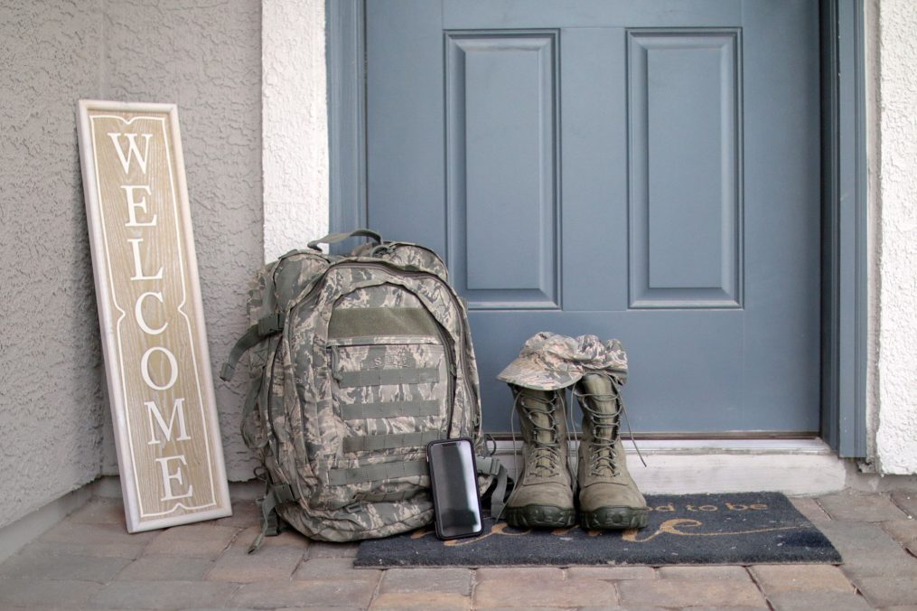 veteran, military service