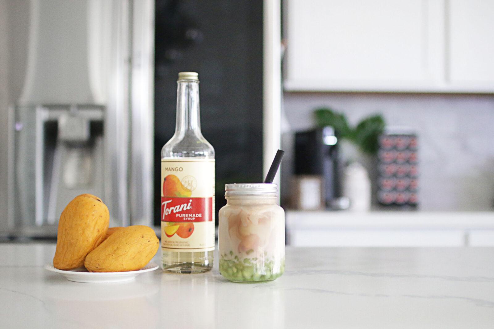 Torani Puremade Mango Syrup