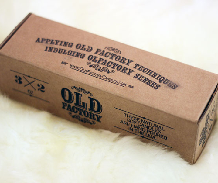 Old Factory Candles Gift Sets