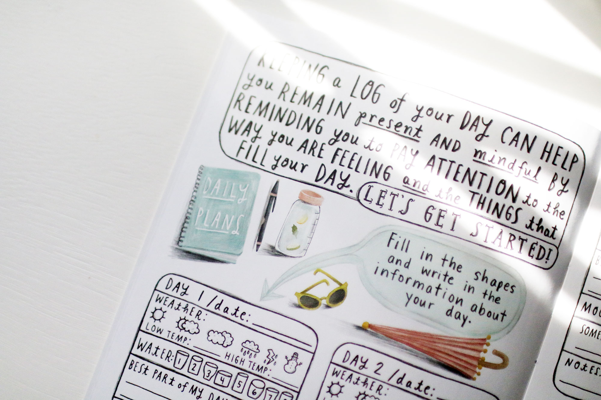 A Year of Weeks: 52 Awesome Weeks of Trying New Things by Erica Root