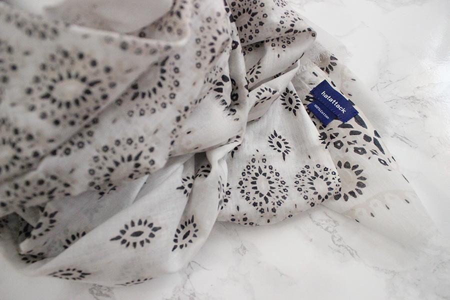 Diamonds-Printed Sarong