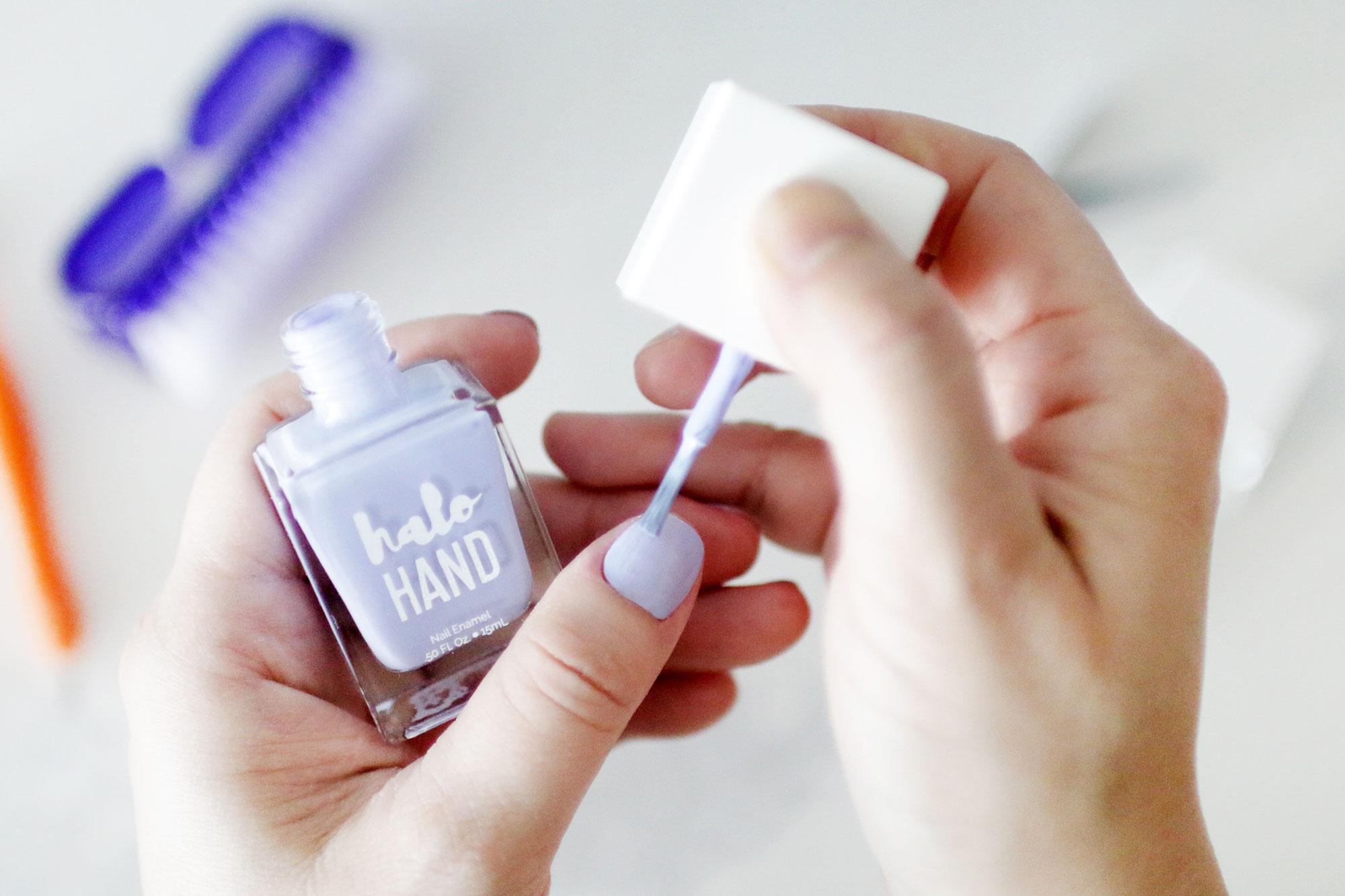 Halo Hand Nail Polish