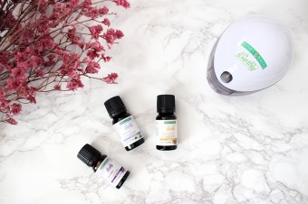 Take a Break with an At-Home Retreat with Nature's Bounty Earthly Elements