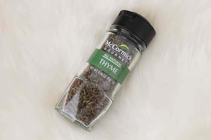 McCormick Gourmet All Natural Thyme
