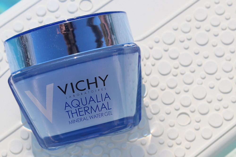 Vichy Aqualia Thermal Mineral Water Gel Moisturizer