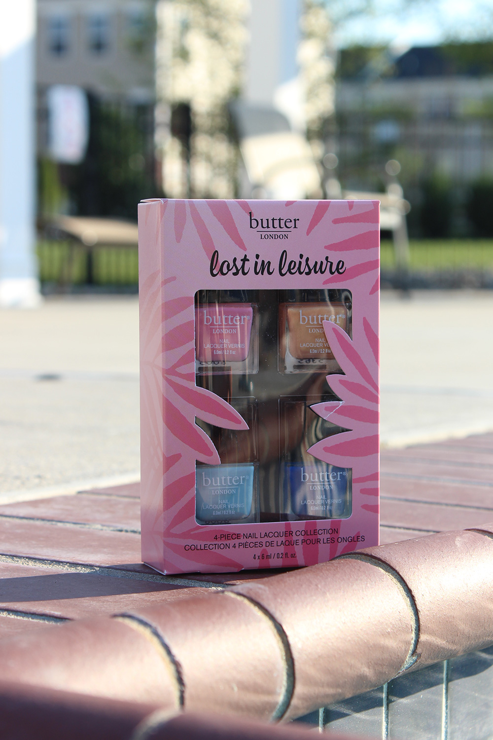 Butter™ London Lost In Leisure Lacquer Set
