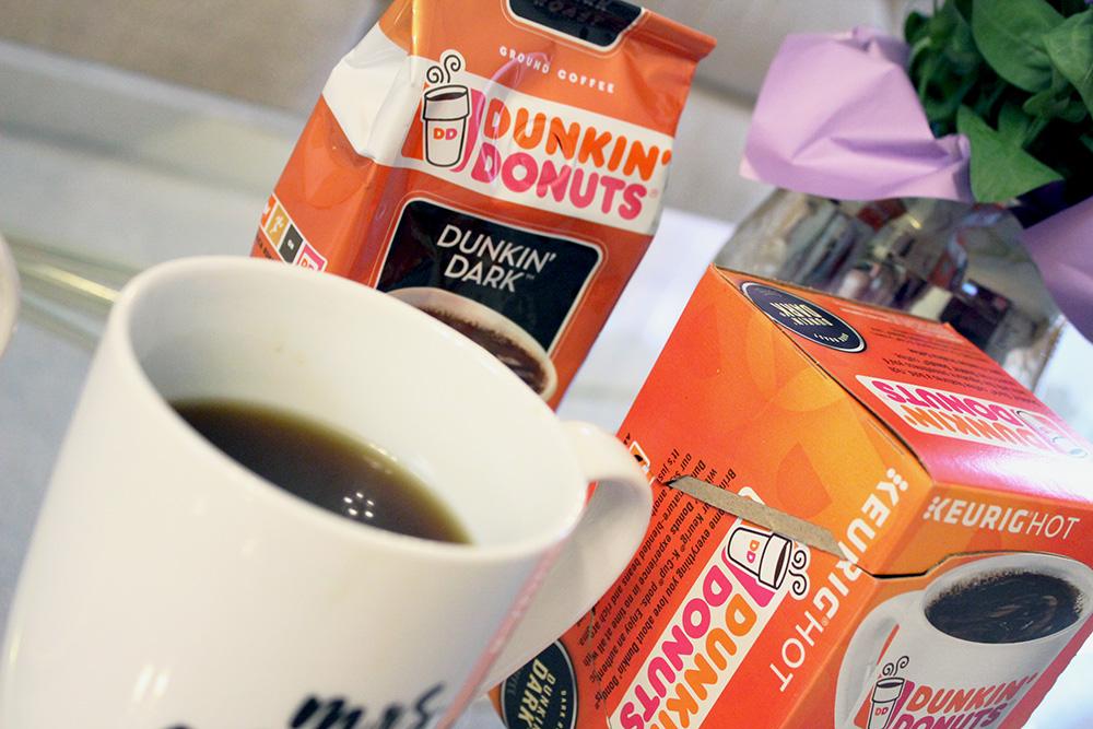 Dunkin' Donuts Bold