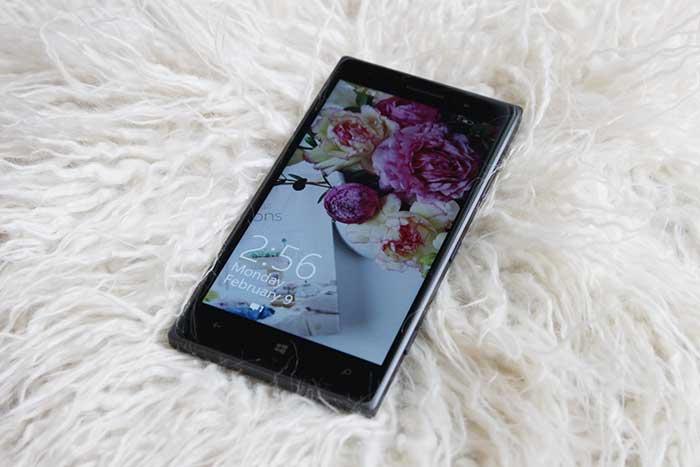 lumia 830 review