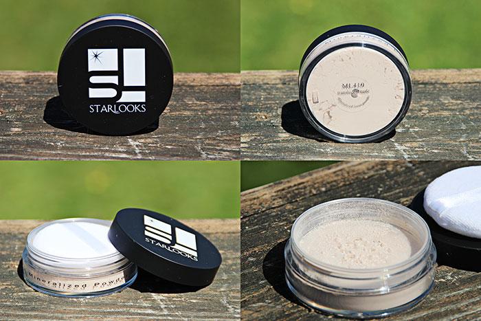 starlooks mineralized powder