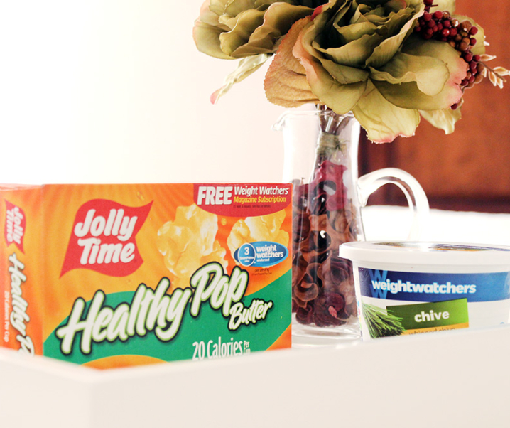 Healthy Snack Ideas with Weight Watchers