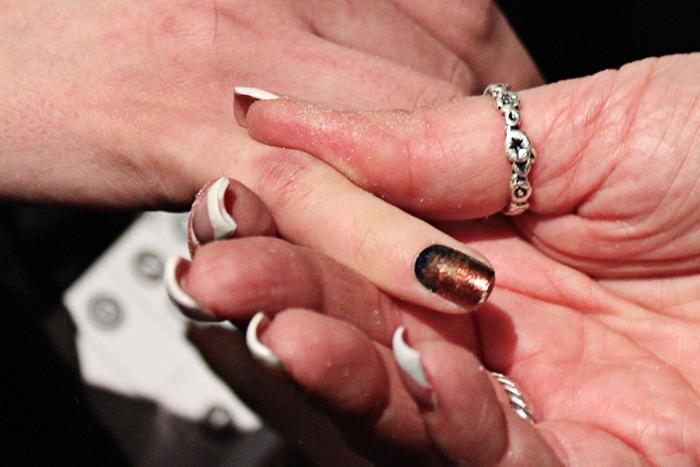 Jami Zoglio, Inglot, Nails