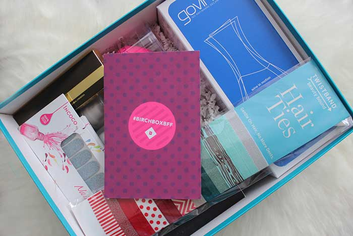 Birchbox BFF Night Out