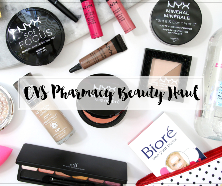 "CVS Pharmacy Beauty Haul ""The Best Drugstore Beauty Finds"""