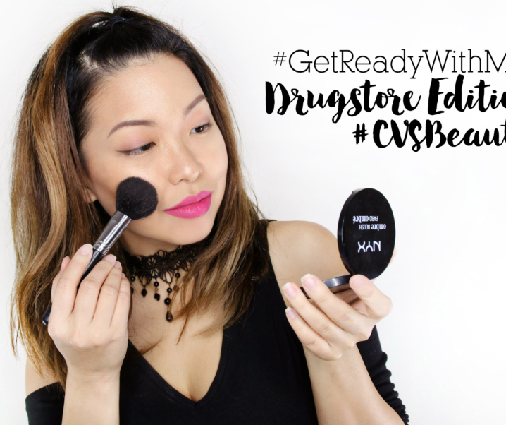 Get Ready with Me – Drugstore Edition #CVSBeauty