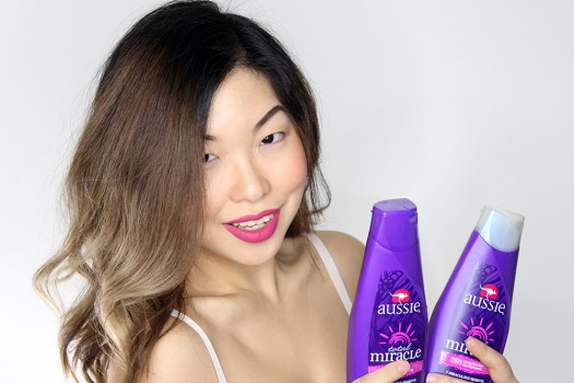 Aussome Hair Made Easy with Aussie (Split Up with Split Ends)
