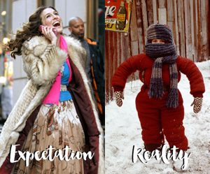 winter expectation