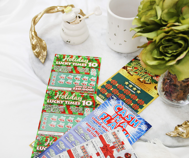 Holiday Gift Guide Featuring the NJ Lottery