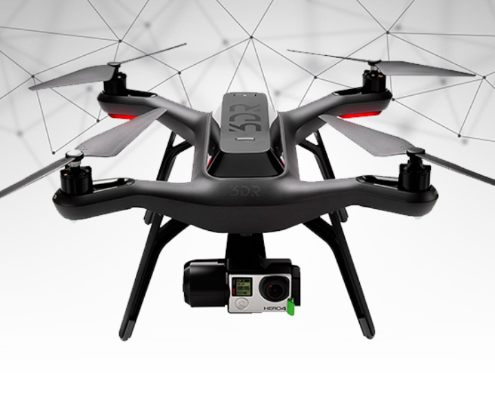 3D Robotics Solo Drone – Toys for the Big Boys!