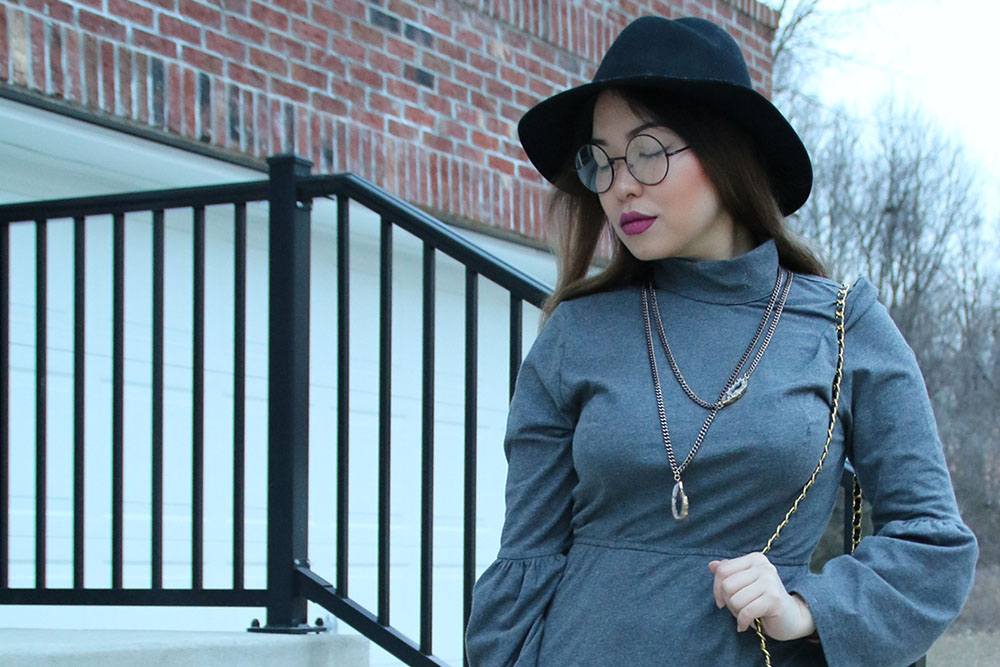 casual luxe chic