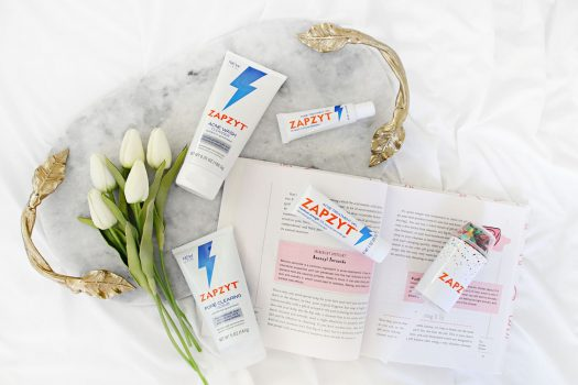 Zap Your Acne Breakout with Zapzyt