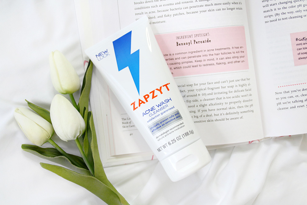 Zapzyt Acne Wash Cleanser