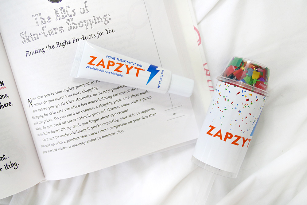 Zapzyt Pore Treatment Gel