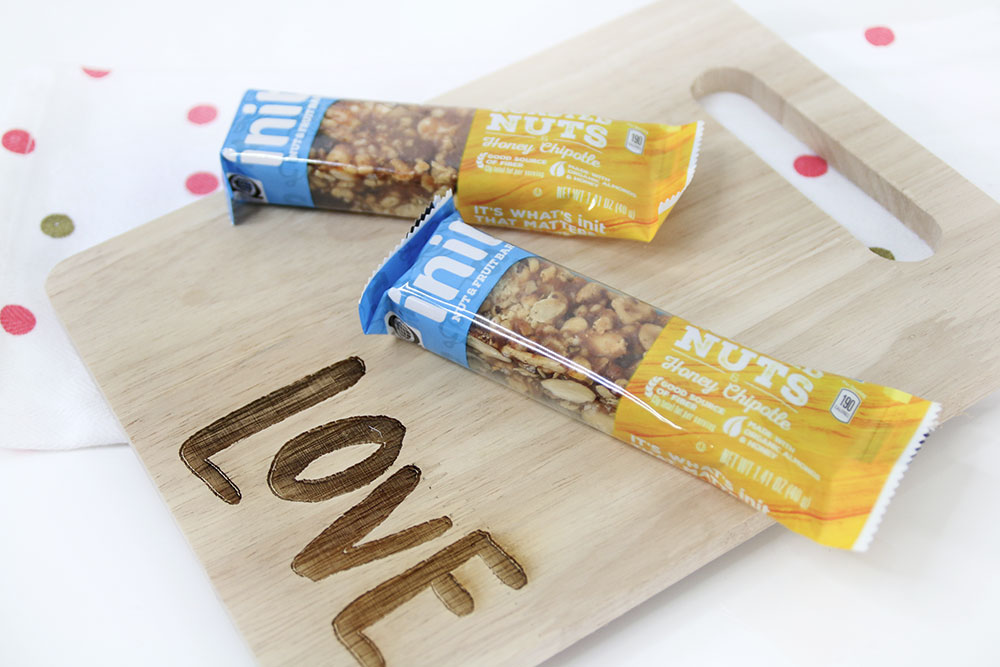 INIT Bar Roasted Nuts & Honey Chipotle