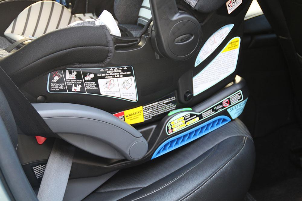 Graco SnugRide SnugLock Infant Car Seat
