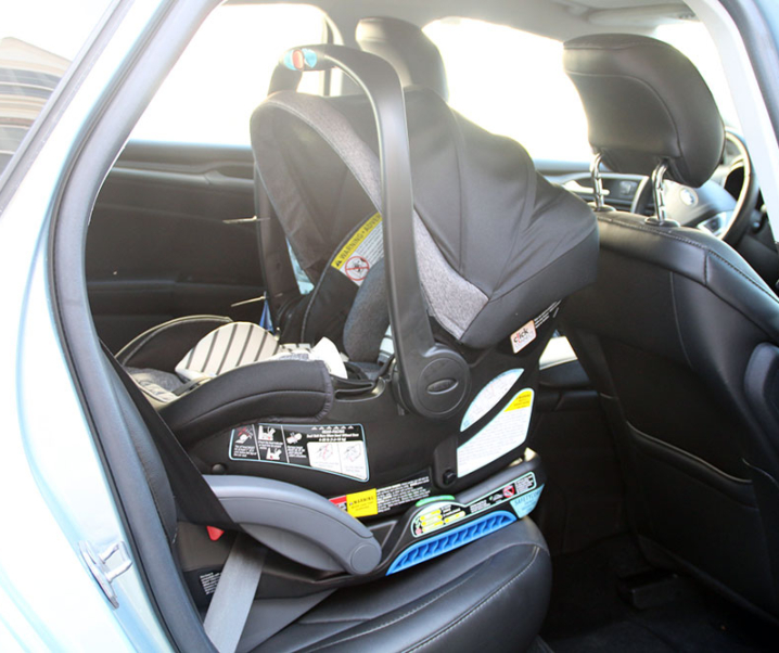 Ready in 3 Steps with Graco Infant Car Seat