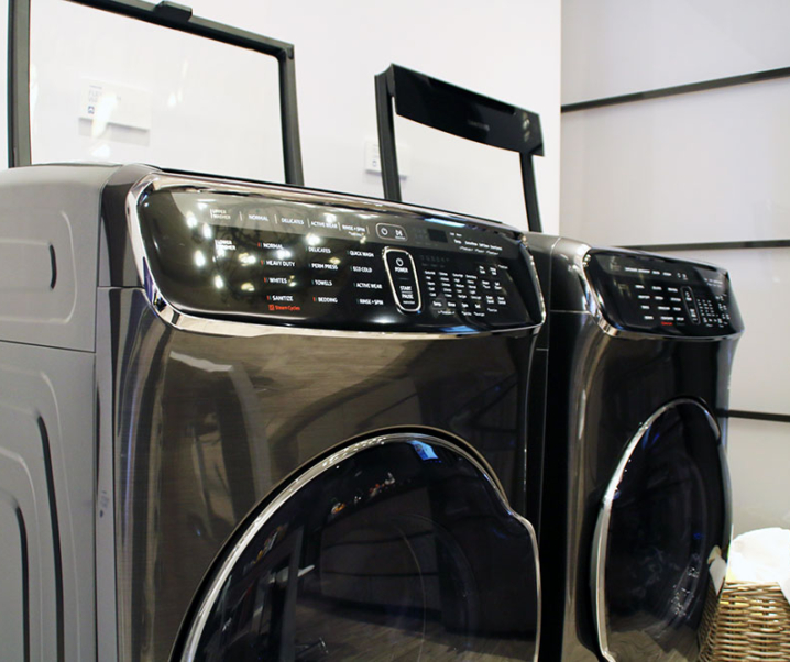 Doing Laundry Just Got Easier with Samsung FlexWash and FlexDry