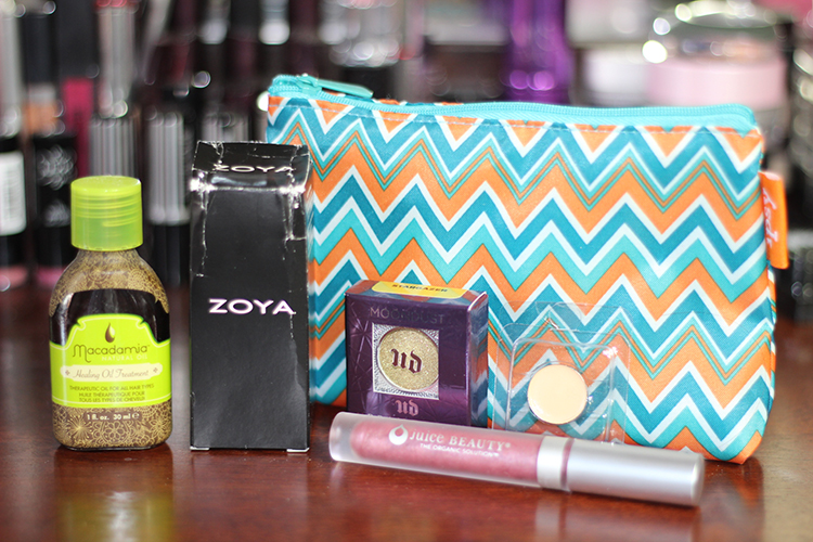 Ipsy May Glam Bag 2013 Aztec Design