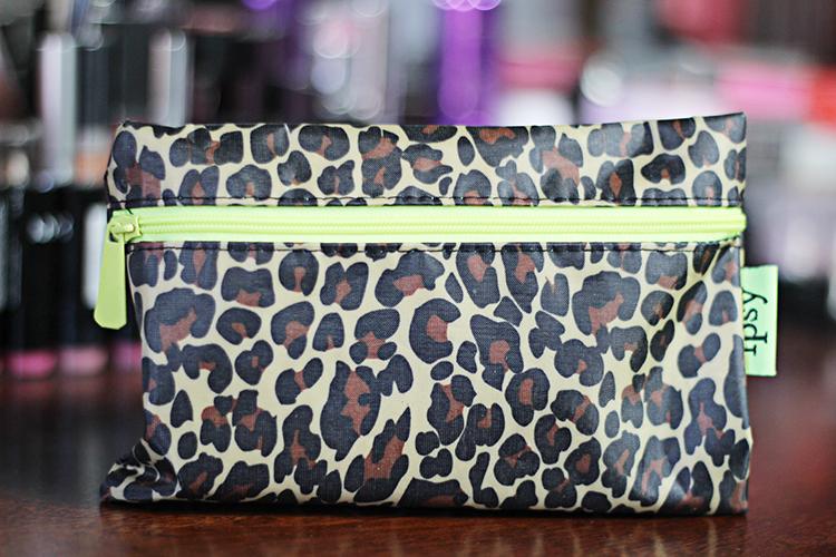 June Ipsy Glam Bag 2013 Aztec Design