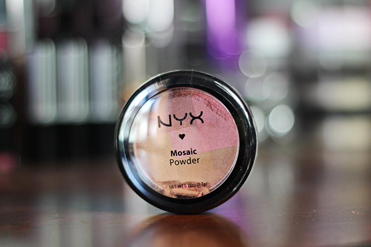 NYX Mosaic Blush June Ipsy Bag