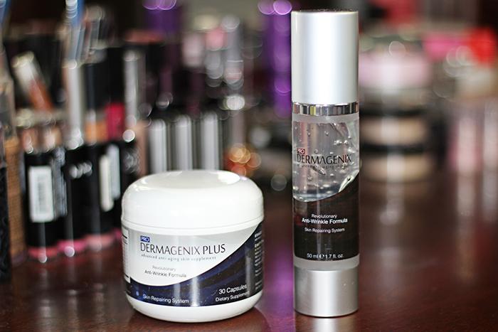 ProDermagenix Anti-Aging Serum and Anti-Aging Skin Vitamin